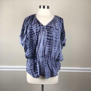 3 for $15 I Ya Los Angeles tie dye tunic